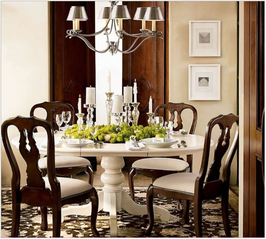 Pictures Of Traditional Dining Rooms