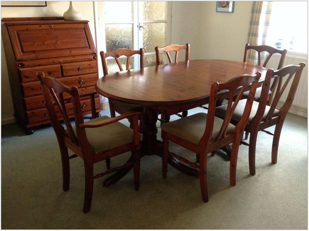 Pine Dining Room Furniture