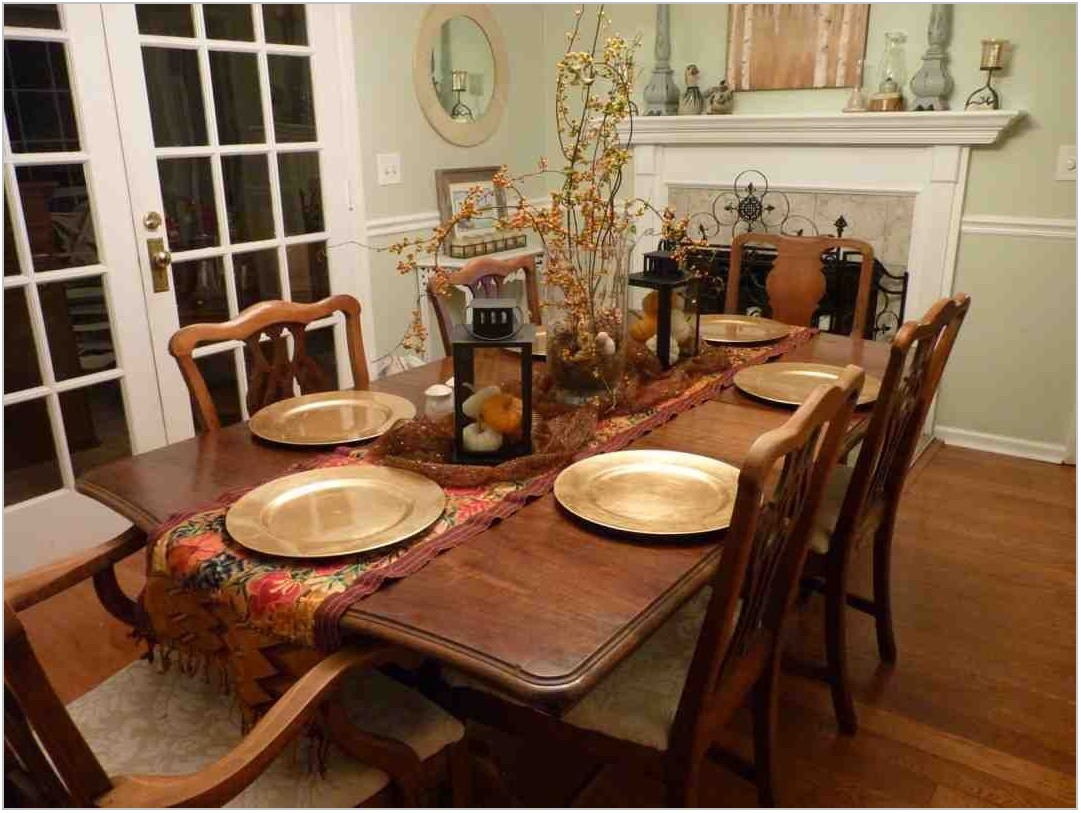 Pinterest Dining Room Table Decor