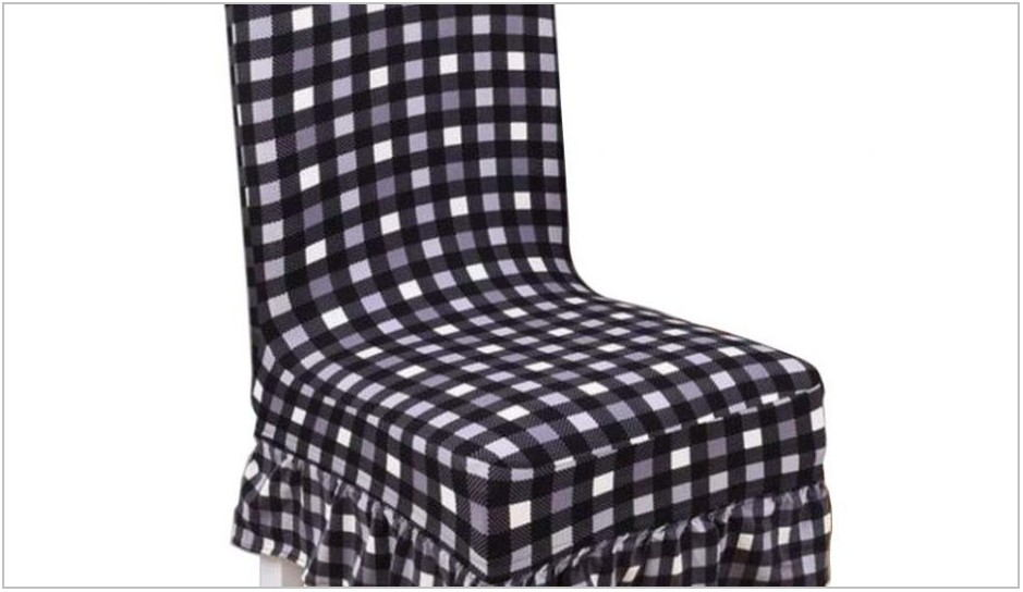 Plaid Dining Room Chairs