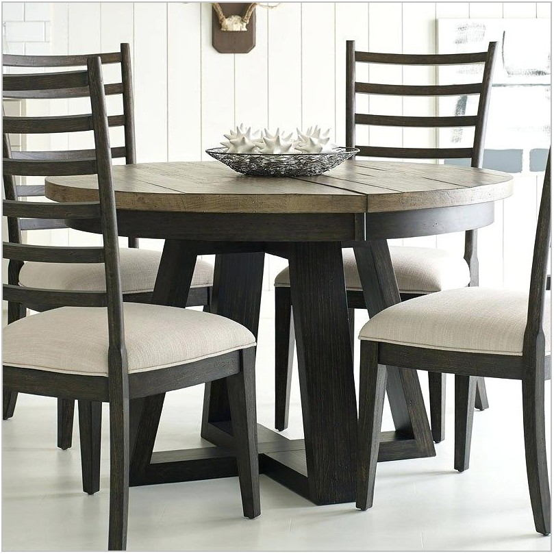 Plank Top Dining Room Tables