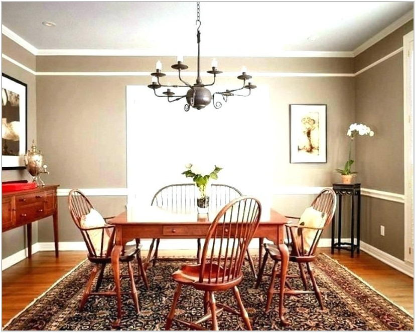 Popular Dining Room Colors 2019
