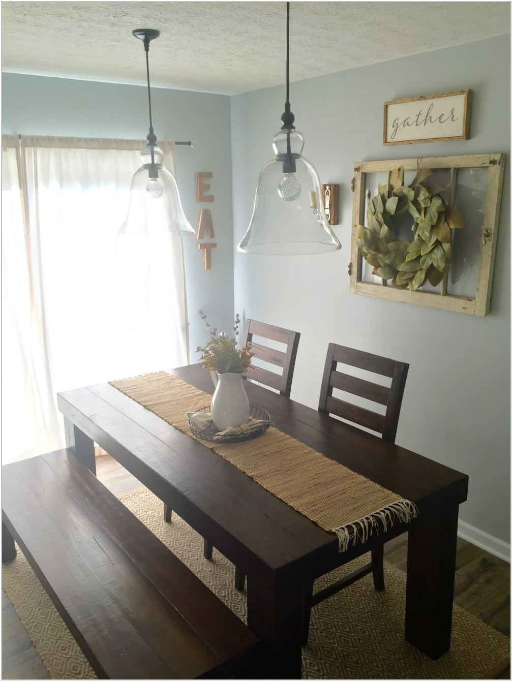 Pottery Barn Dining Room Decor
