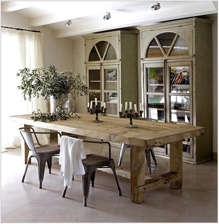 Pottery Barn Dining Room Ideas