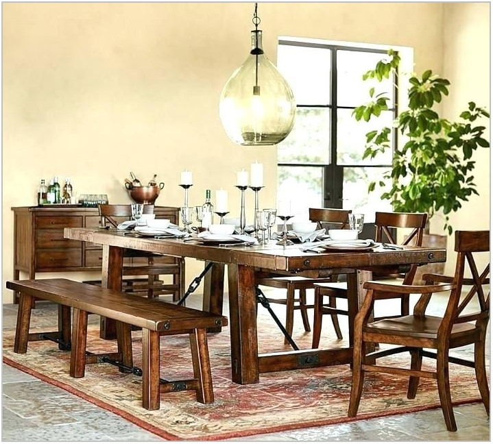 Pottery Barn Dining Room Tables For Sale