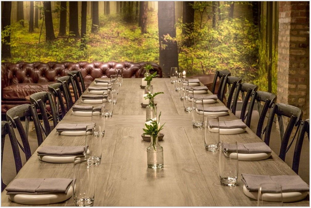 Private Dining Rooms Chicago Restaurants