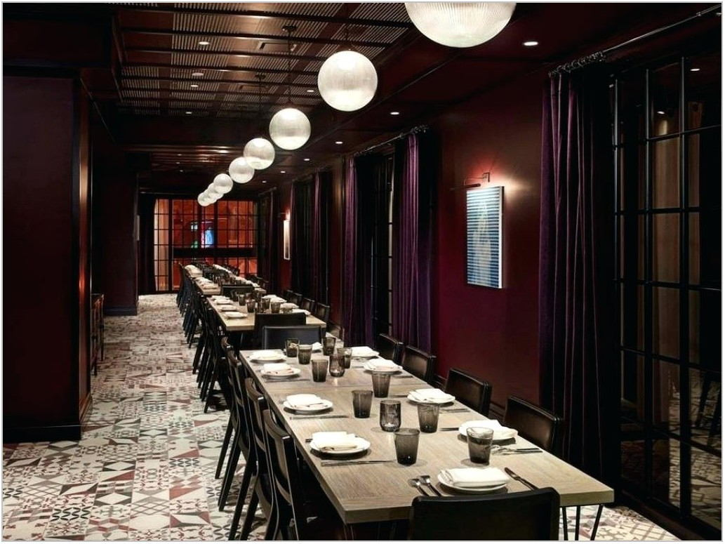 Private Dining Rooms Chicago