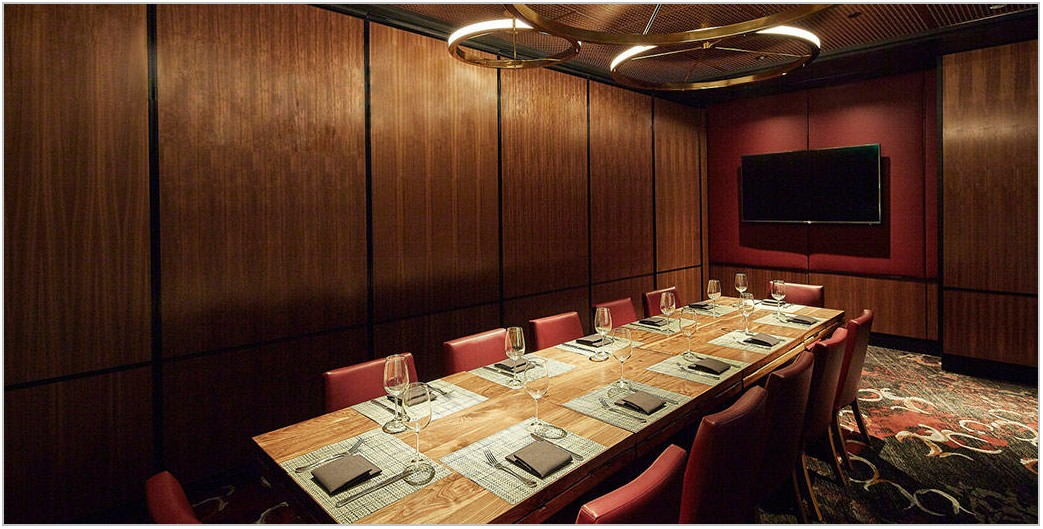 Private Dining Rooms Dallas Tx