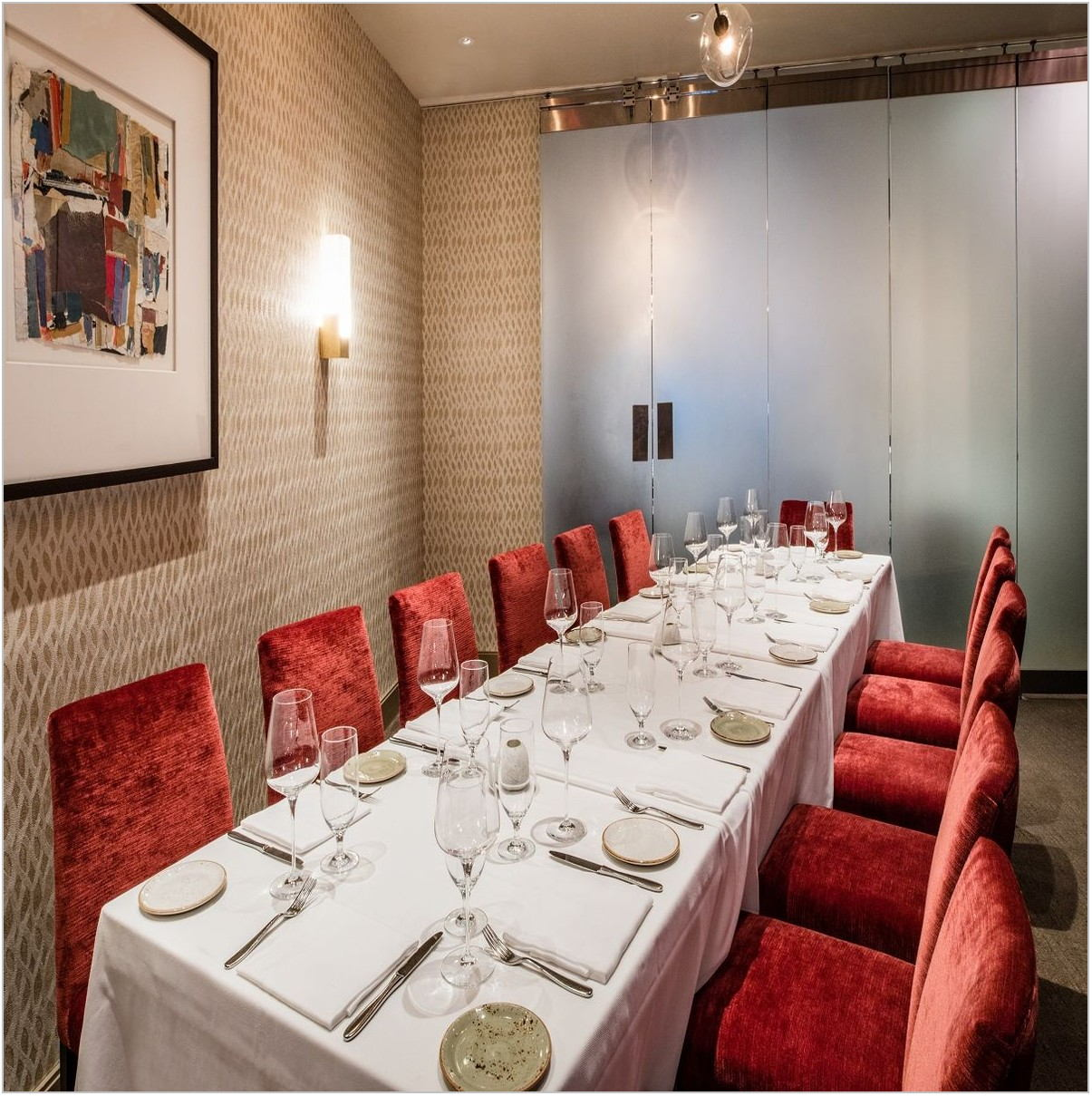 Private Dining Rooms For Small Groups
