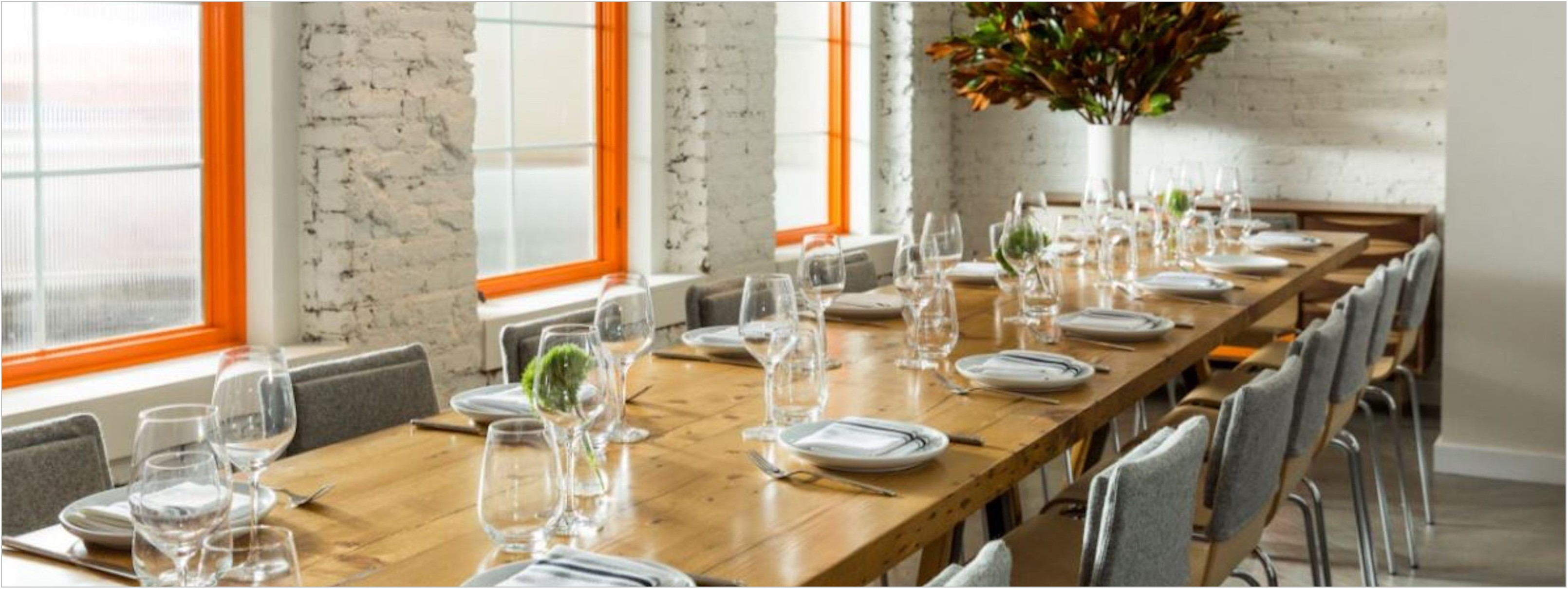 Private Dining Rooms In Midtown Manhattan