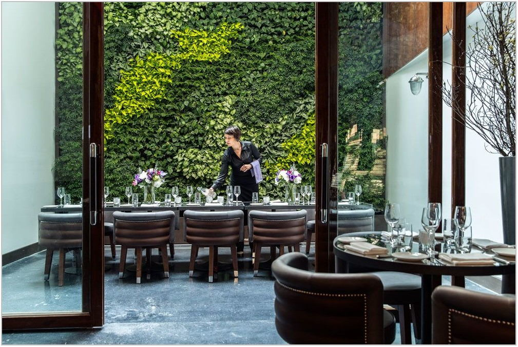Private Dining Rooms In Restaurants