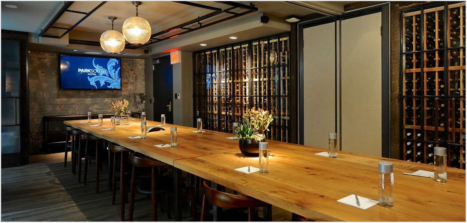 Private Dining Rooms Manhattan