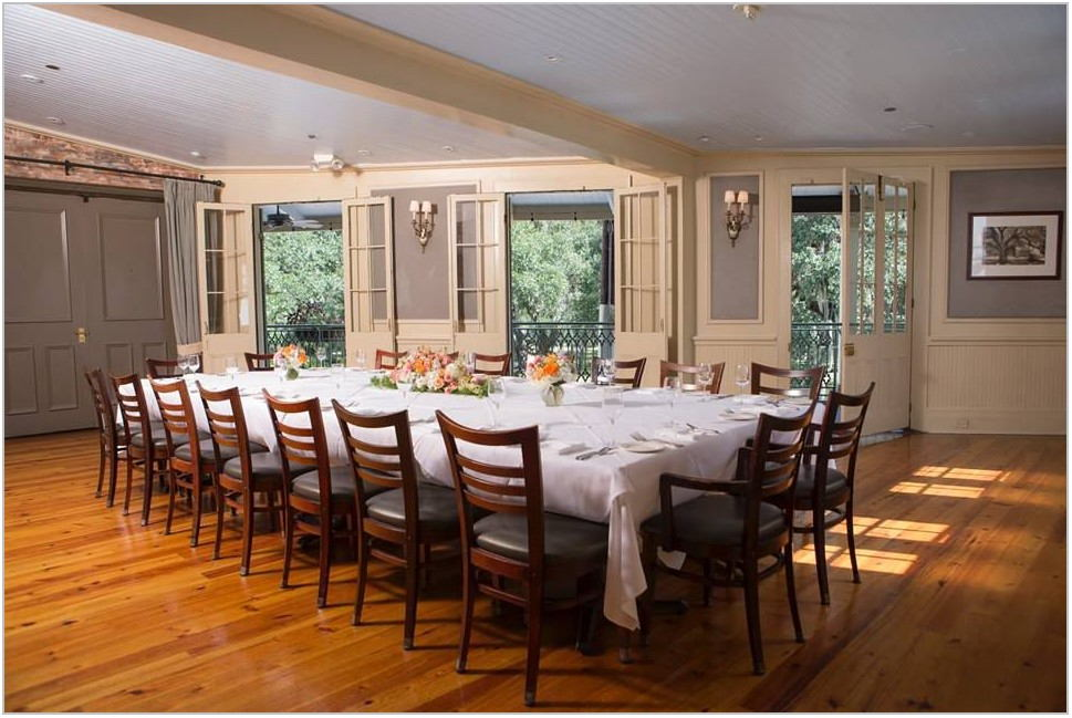 Private Dining Rooms New Orleans