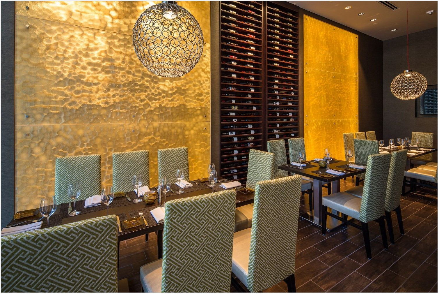 Private Dining Rooms Plano