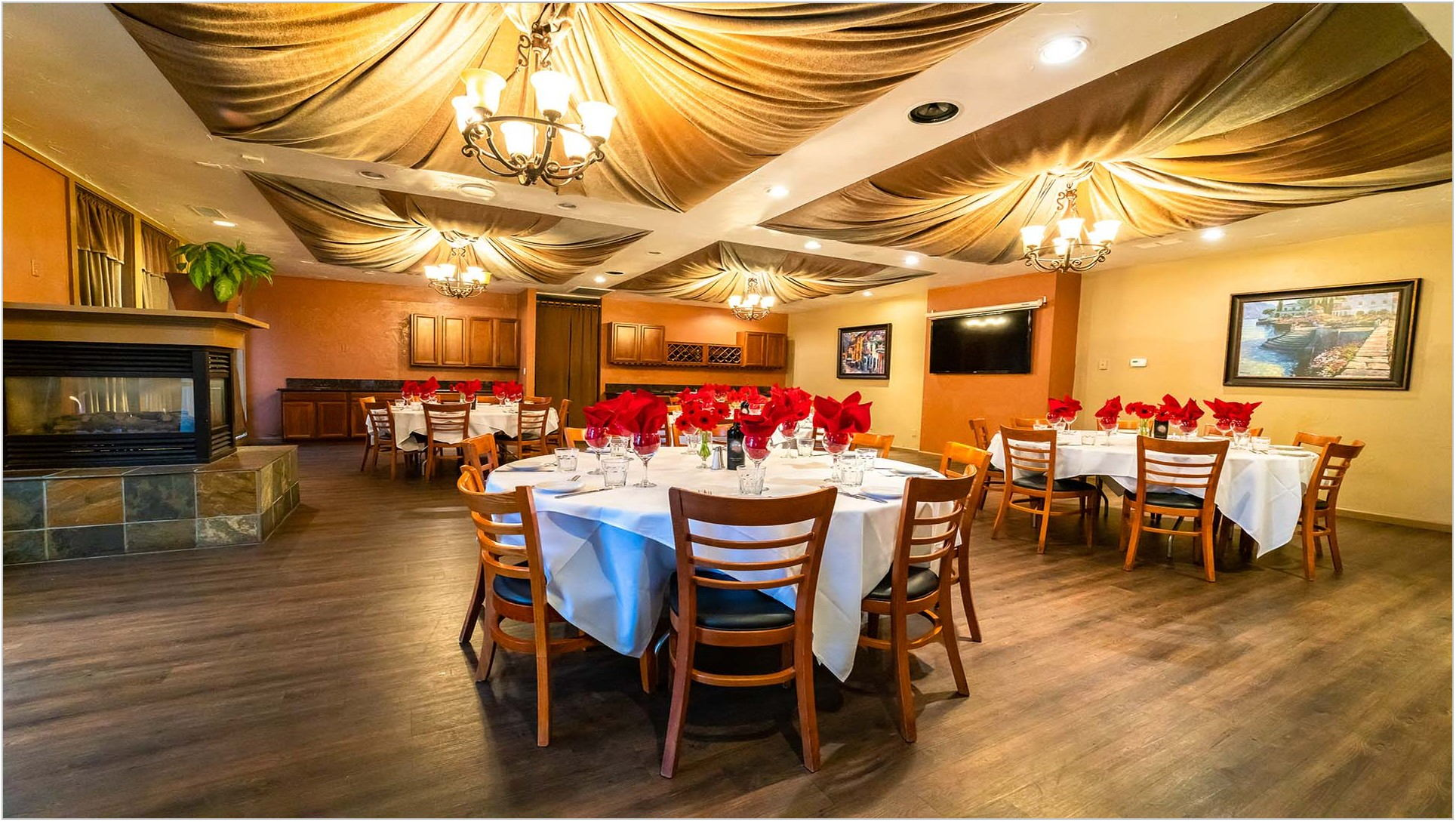 Private Dining Rooms Sacramento