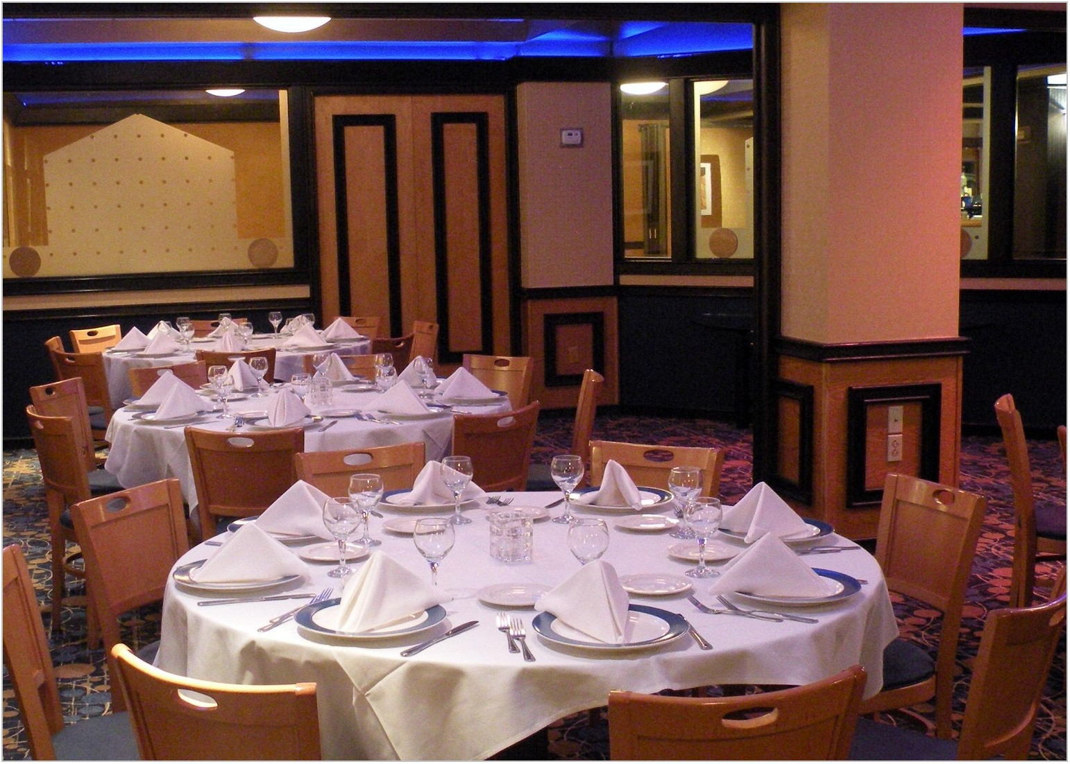 Private Dining Rooms St Louis