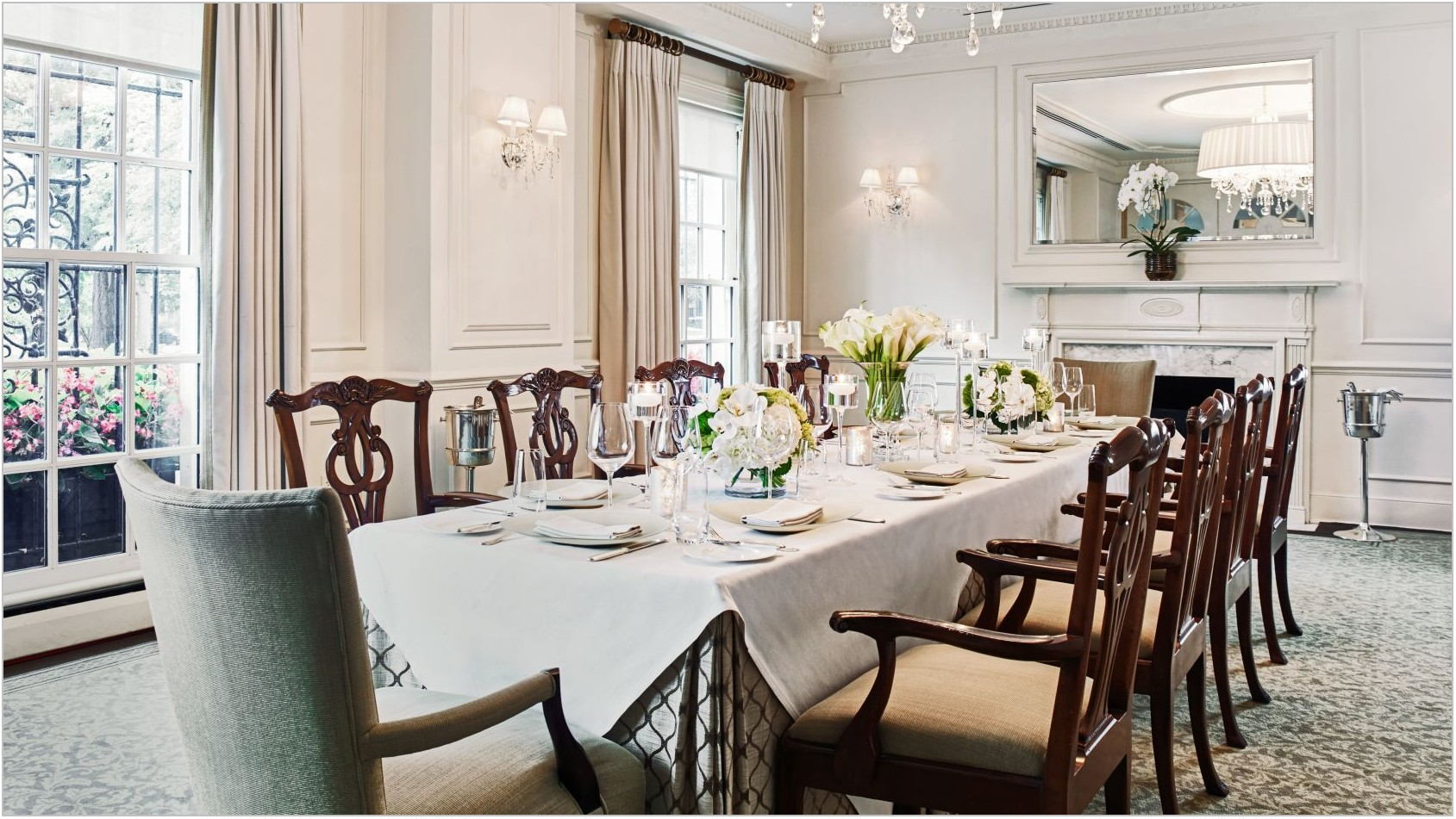 Private Dining Rooms Washington Dc