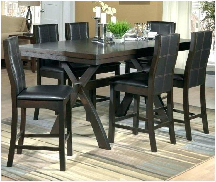 Pub Style Dining Room Table Set