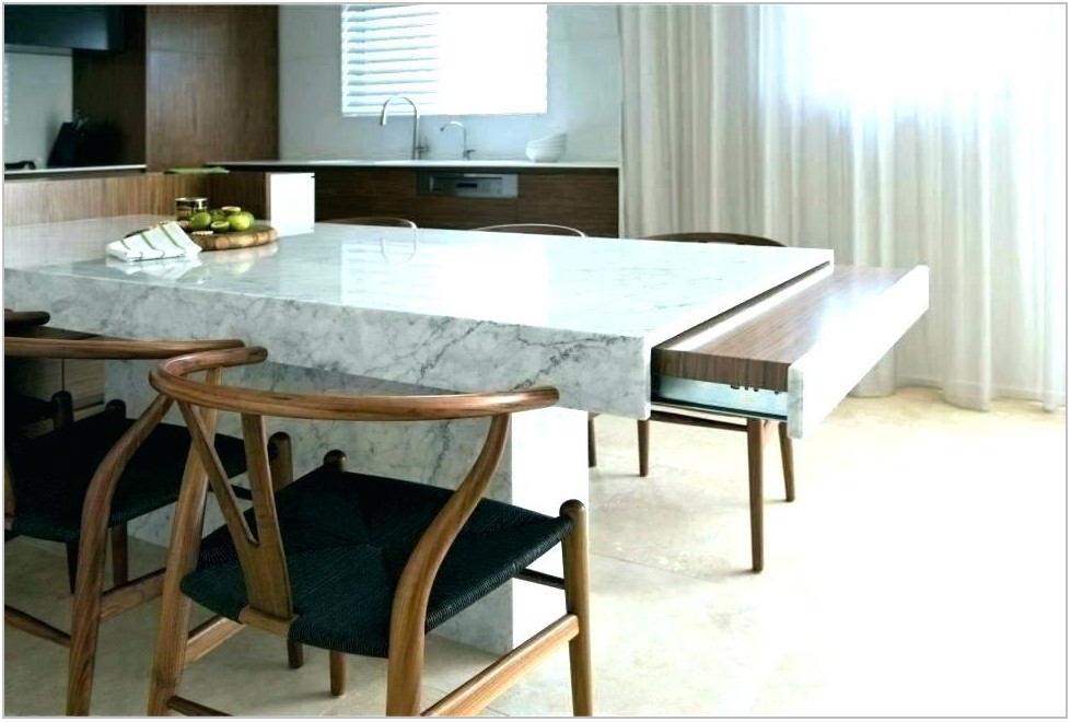 Quartz Top Dining Room Table