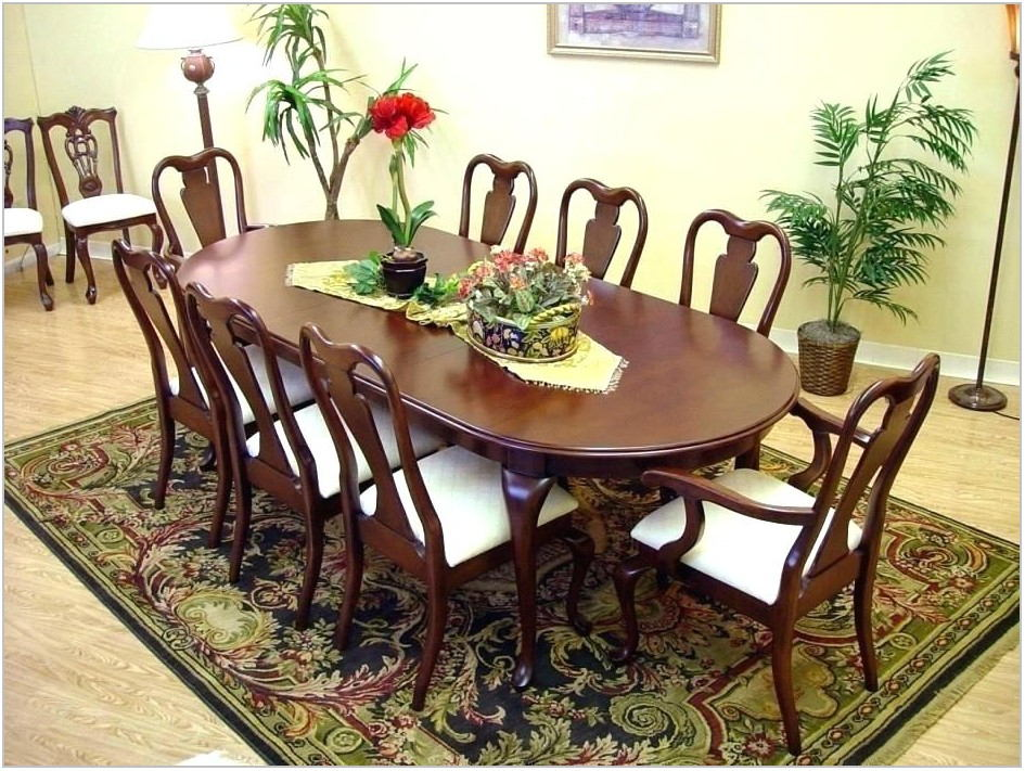 Queen Anne Dining Room Furniture