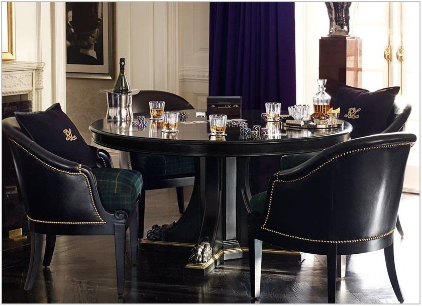Ralph Lauren Dining Room Table