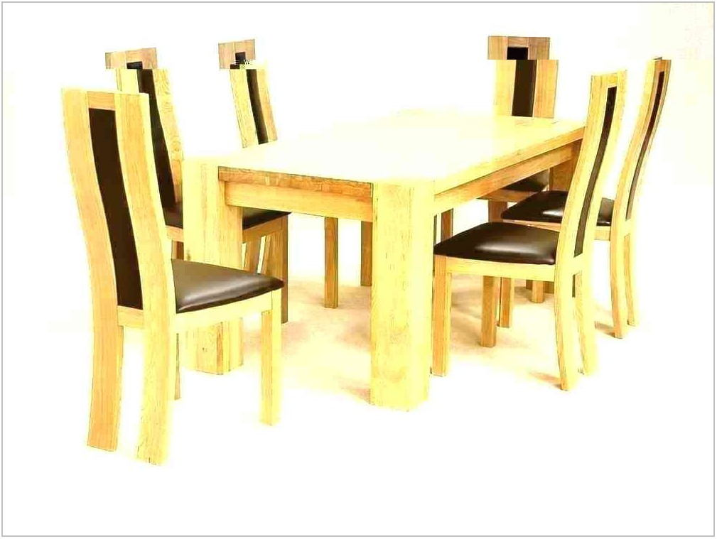Real Wood Dining Room Table Sets