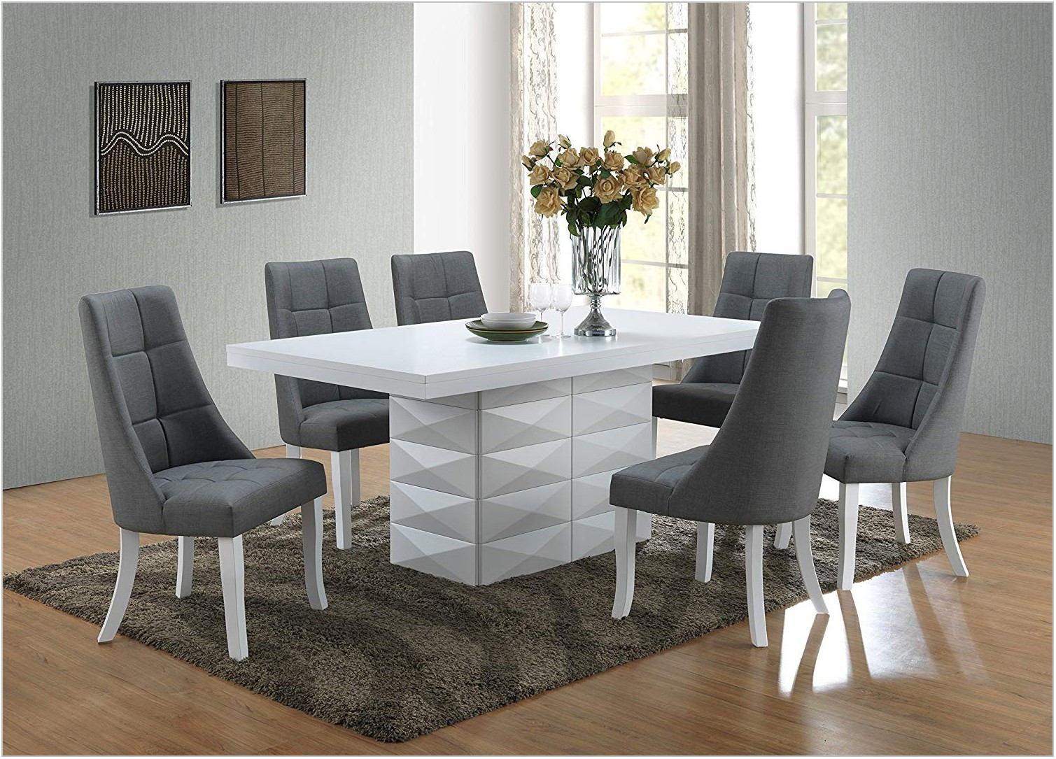 Rectangle Dining Room Table Sets