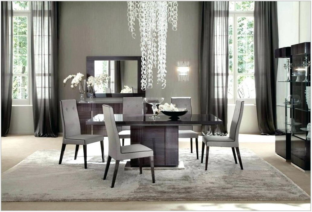 Rectangle Mirrors For Dining Room