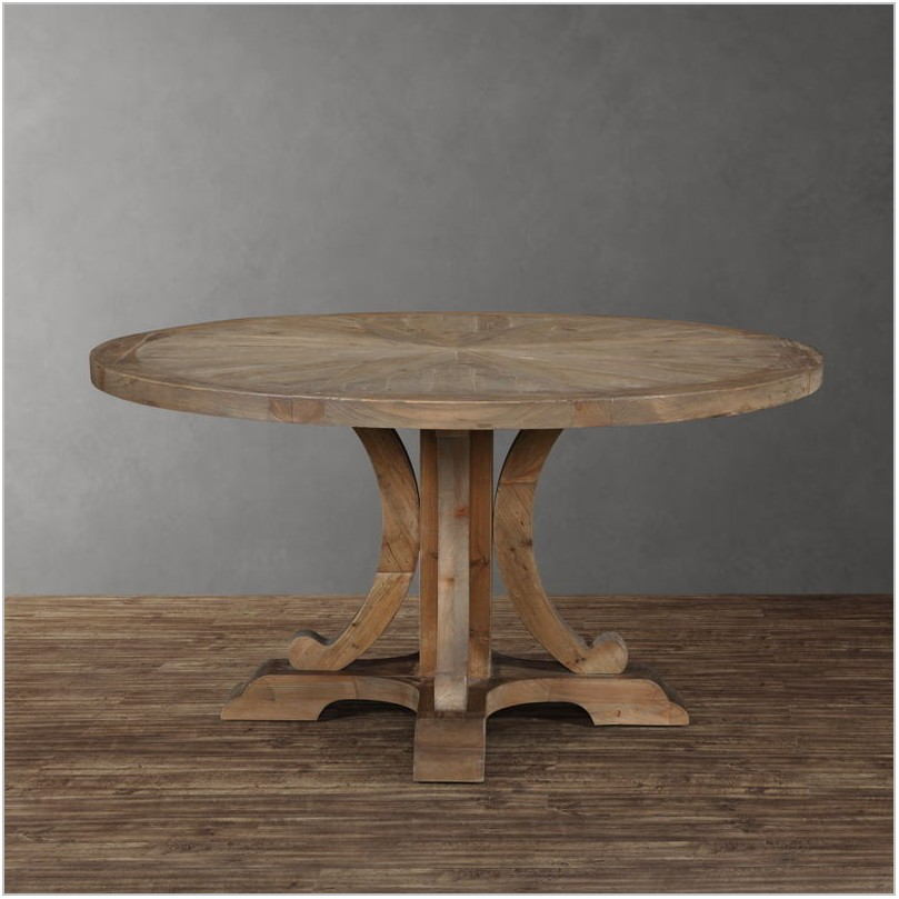 Recycled Wood Dining Room Tables