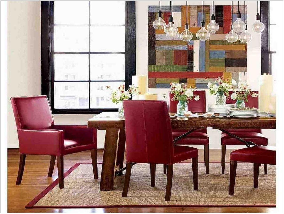 Red Dining Room Furniture