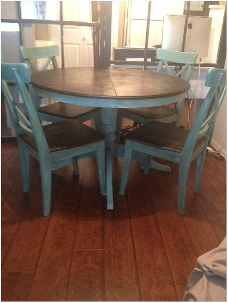 Redo Dining Room Table