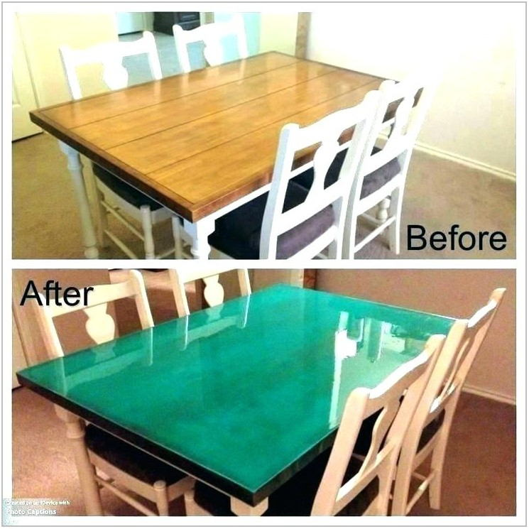 Refurbished Dining Room Table