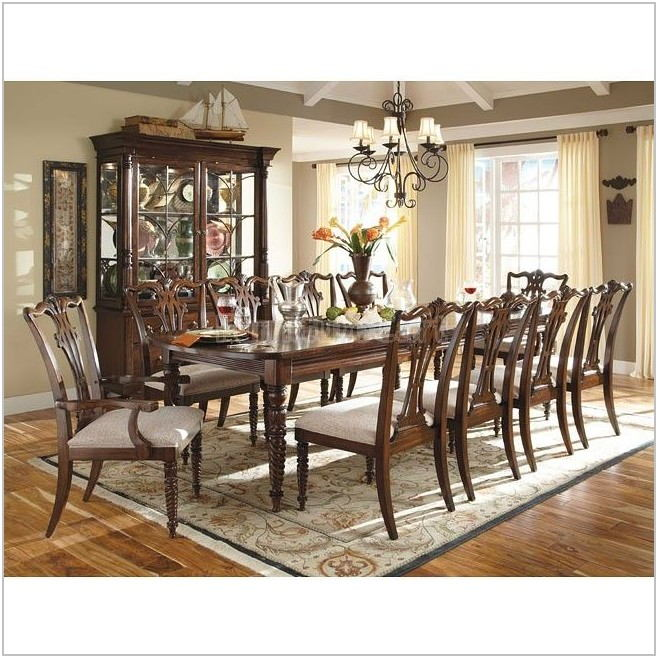 Regency Dining Room Set