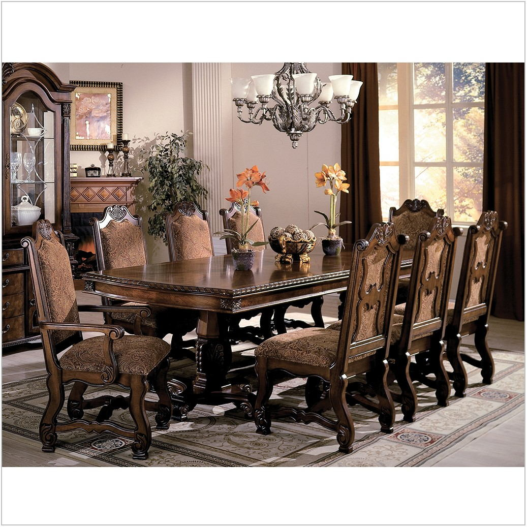 Renaissance Dining Room Set