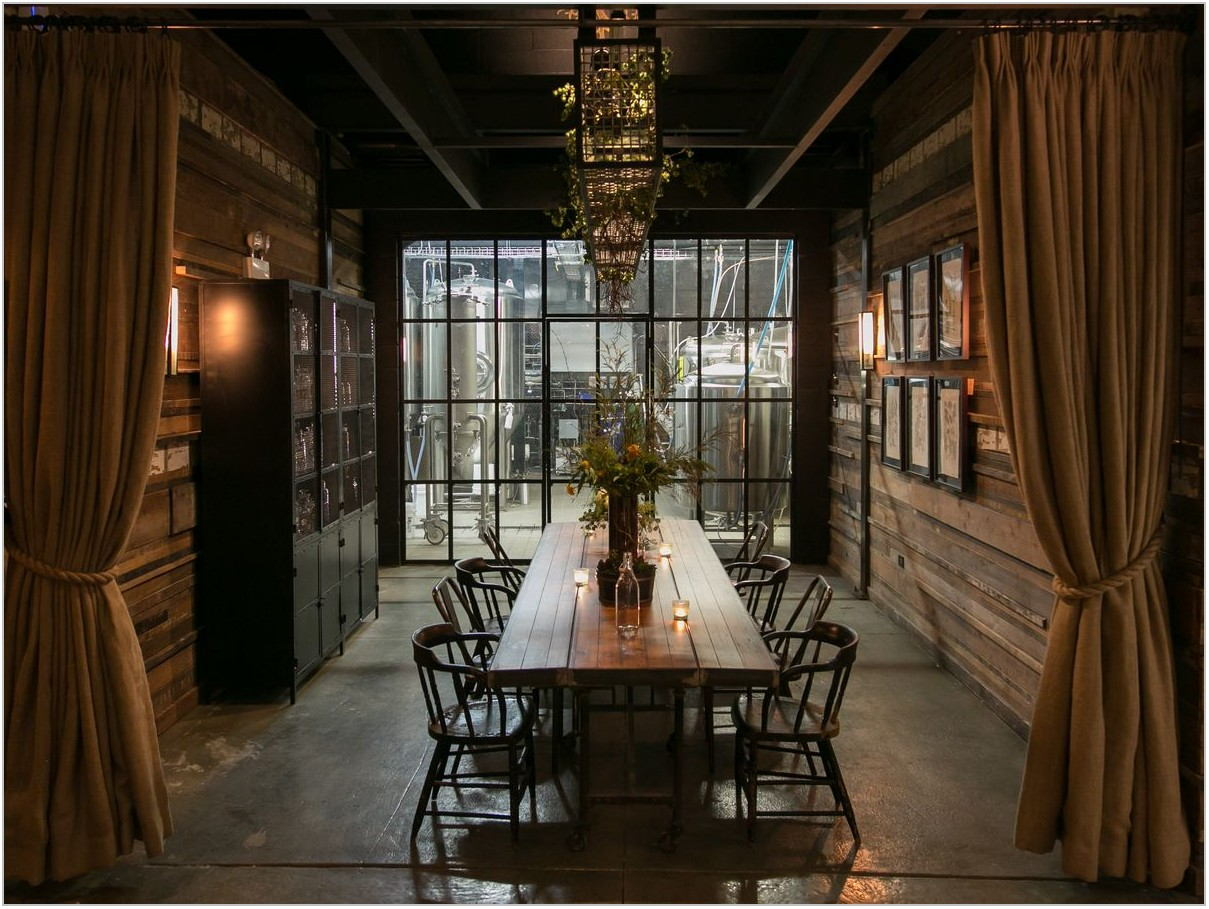 Restaurants That Have Private Dining Rooms