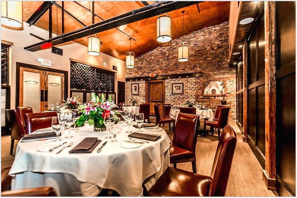 Restaurants With Private Dining Rooms In Atlanta