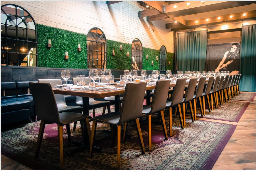 Restaurants With Private Dining Rooms Nashville Tn