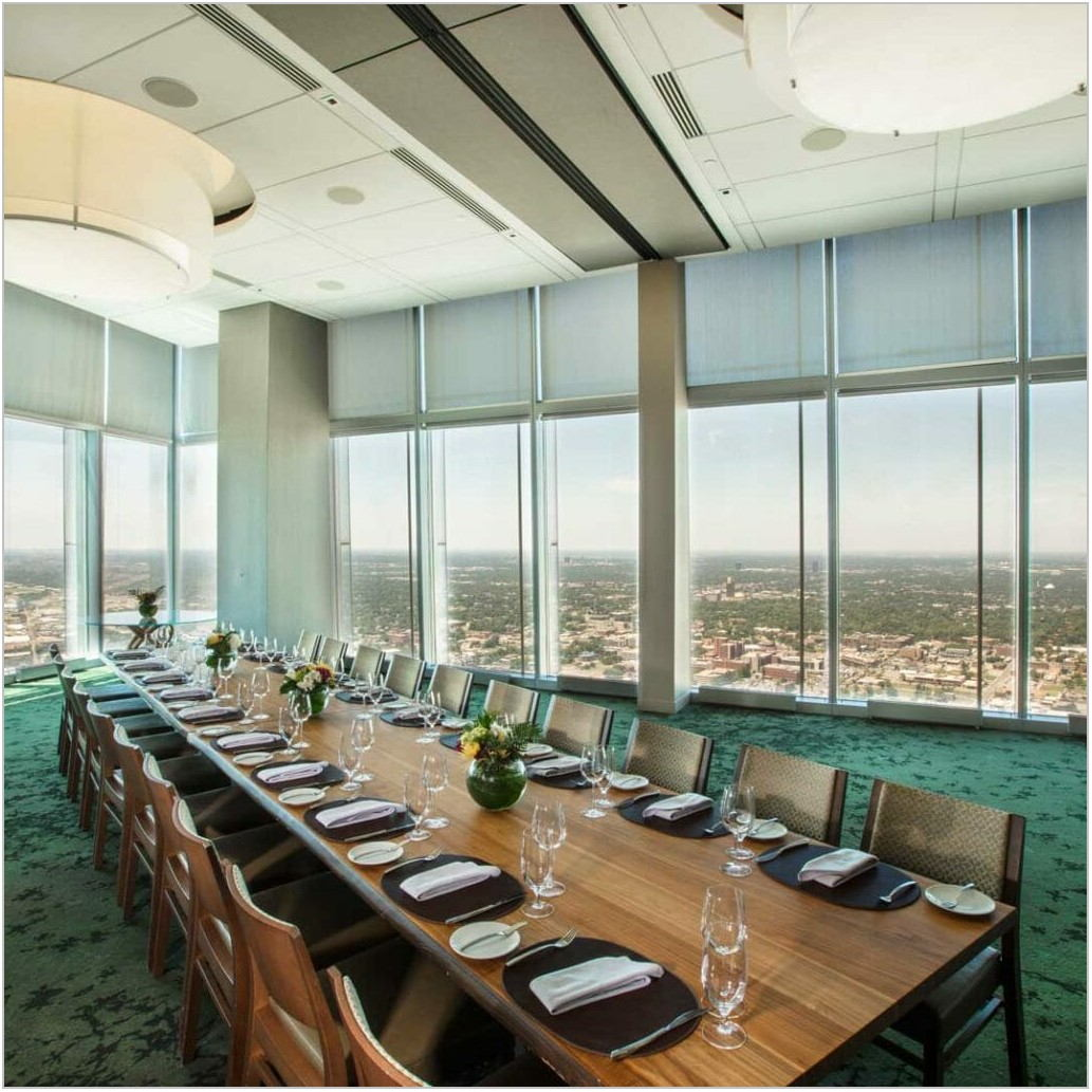 Restaurants With Private Dining Rooms Okc