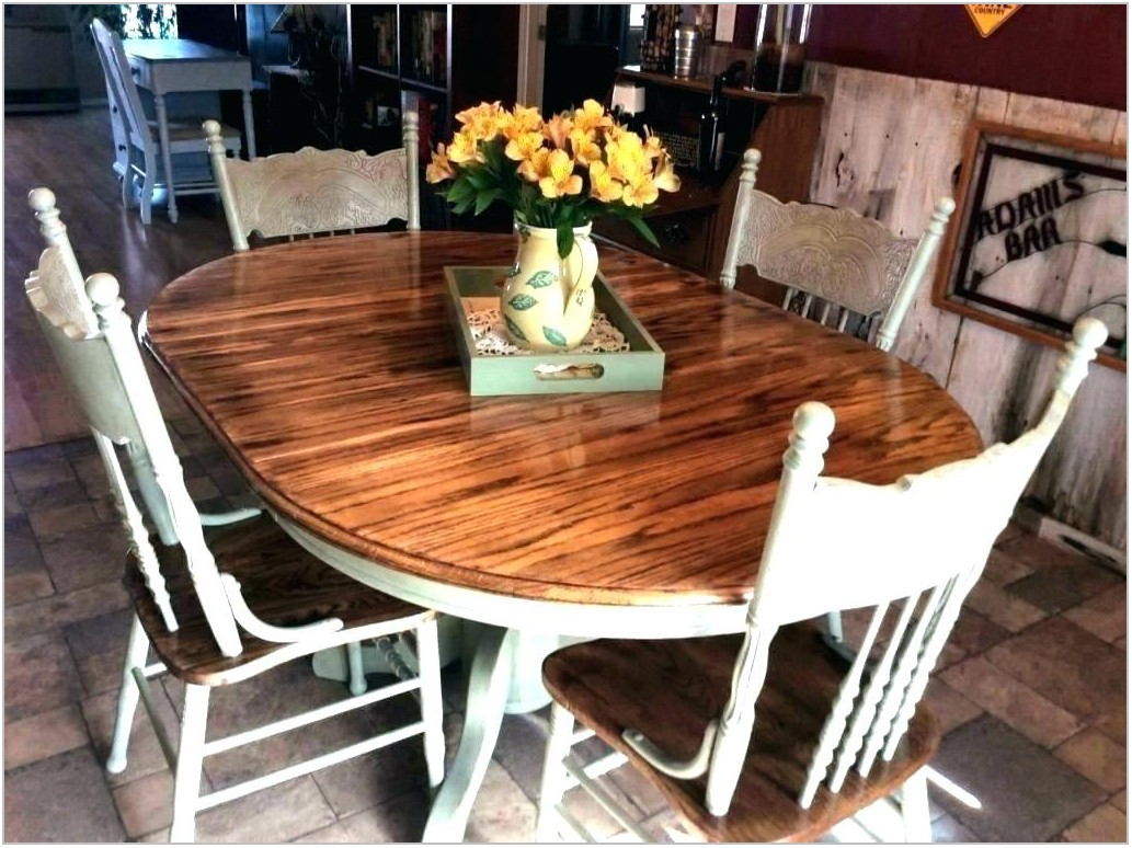 Resurface Dining Room Table