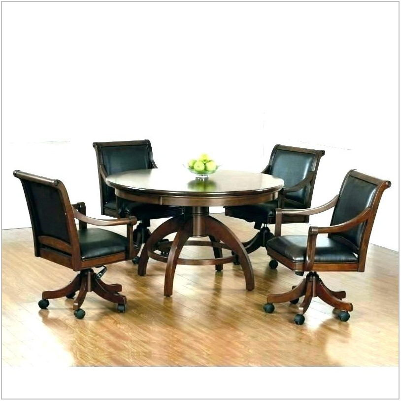 Rolling Dining Room Table
