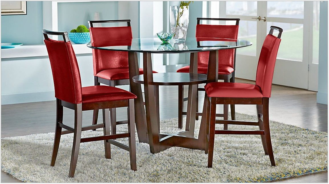Rooms To Go Round Dining Room Sets