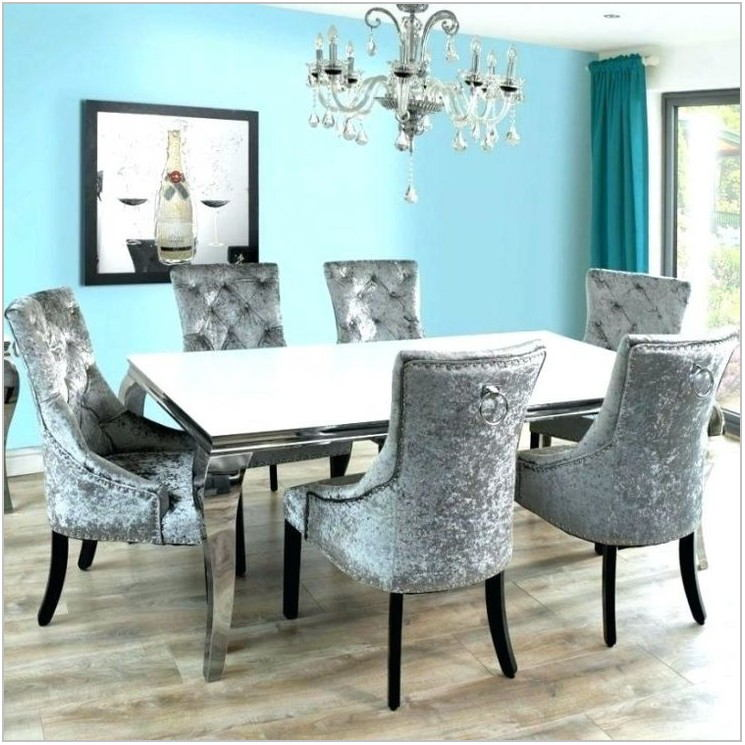 Rooms To Go Round Glass Dining Table
