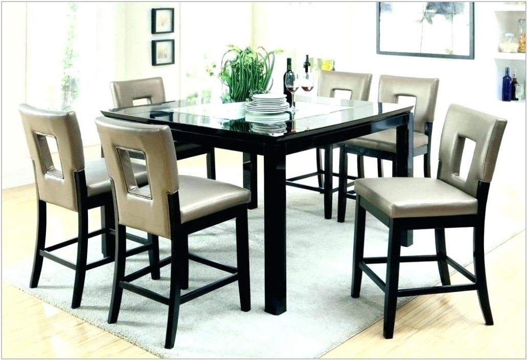 Round Counter Height Dining Room Sets