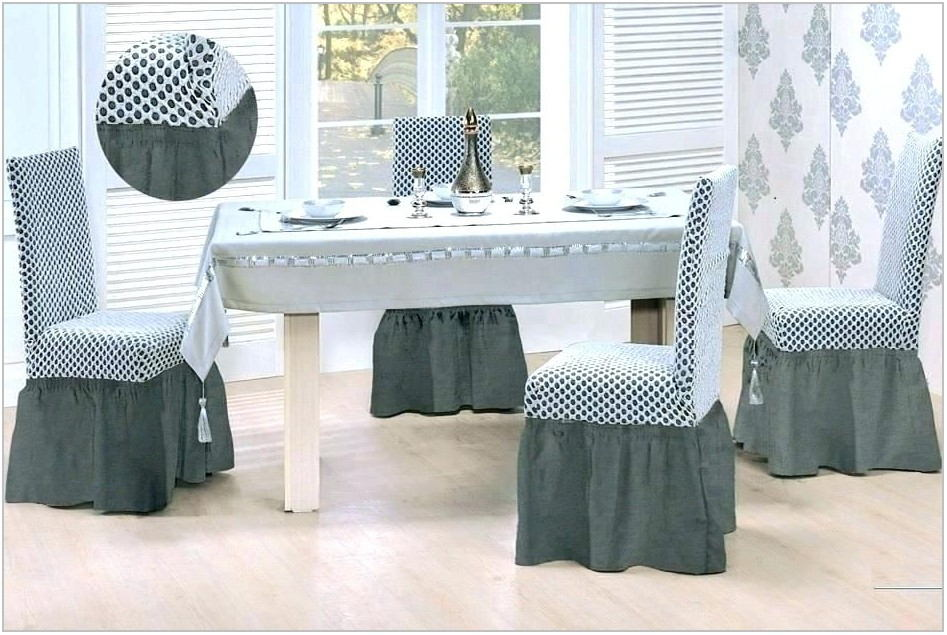 Round Dining Room Chair Covers