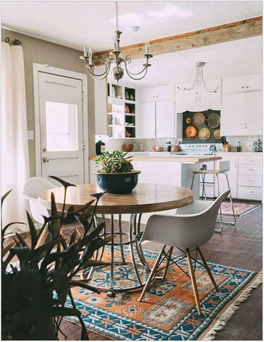 Round Dining Room Rug Ideas