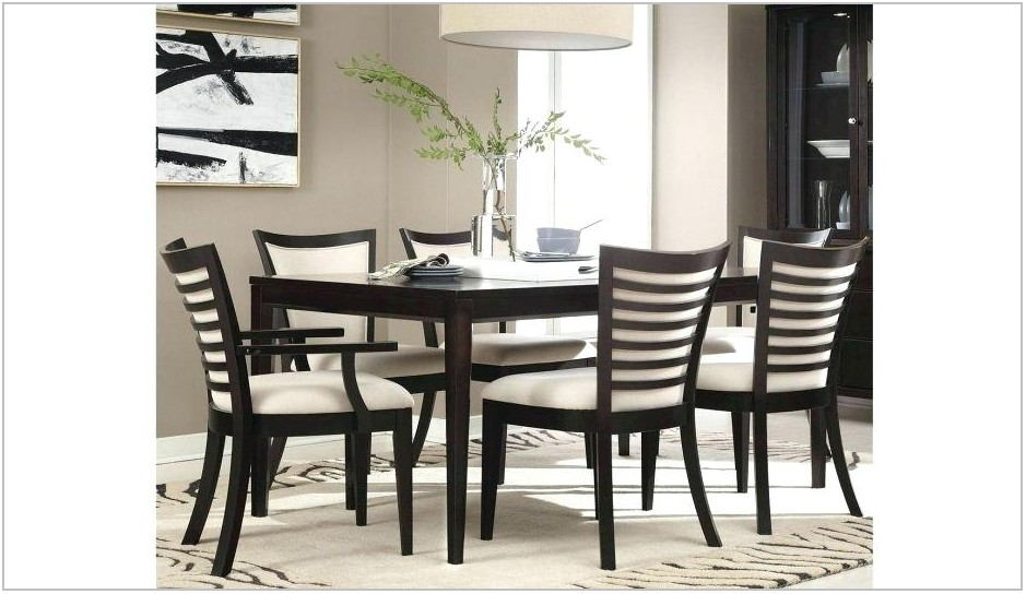 Round Expandable Dining Room Table Sets