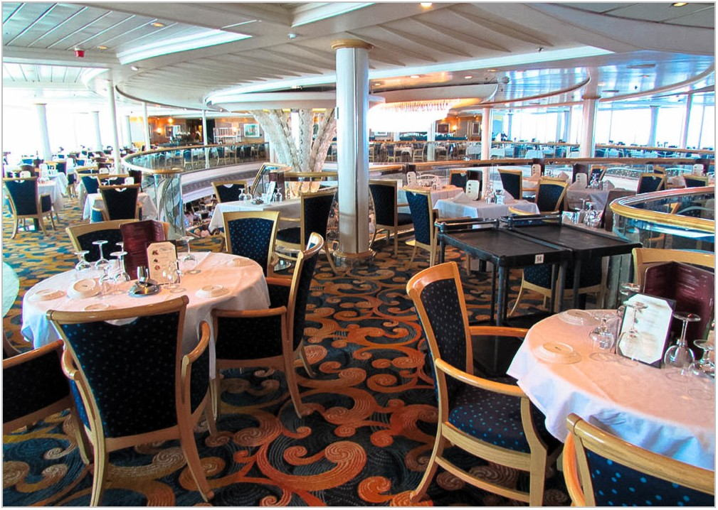 Royal Caribbean Dining Room Attire