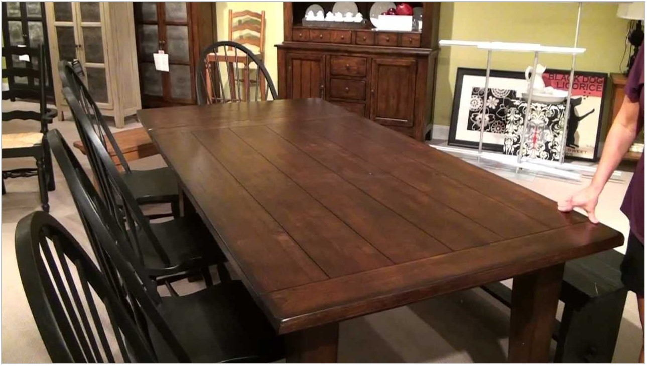 Rustic Country Dining Room Sets