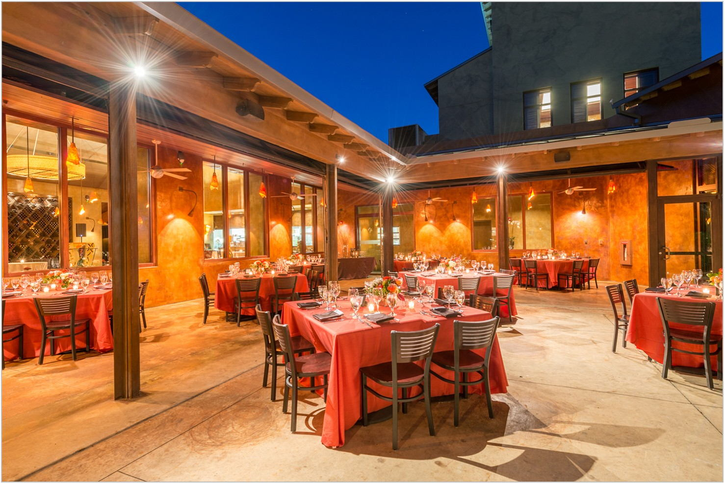 San Antonio Restaurants With Private Dining Rooms