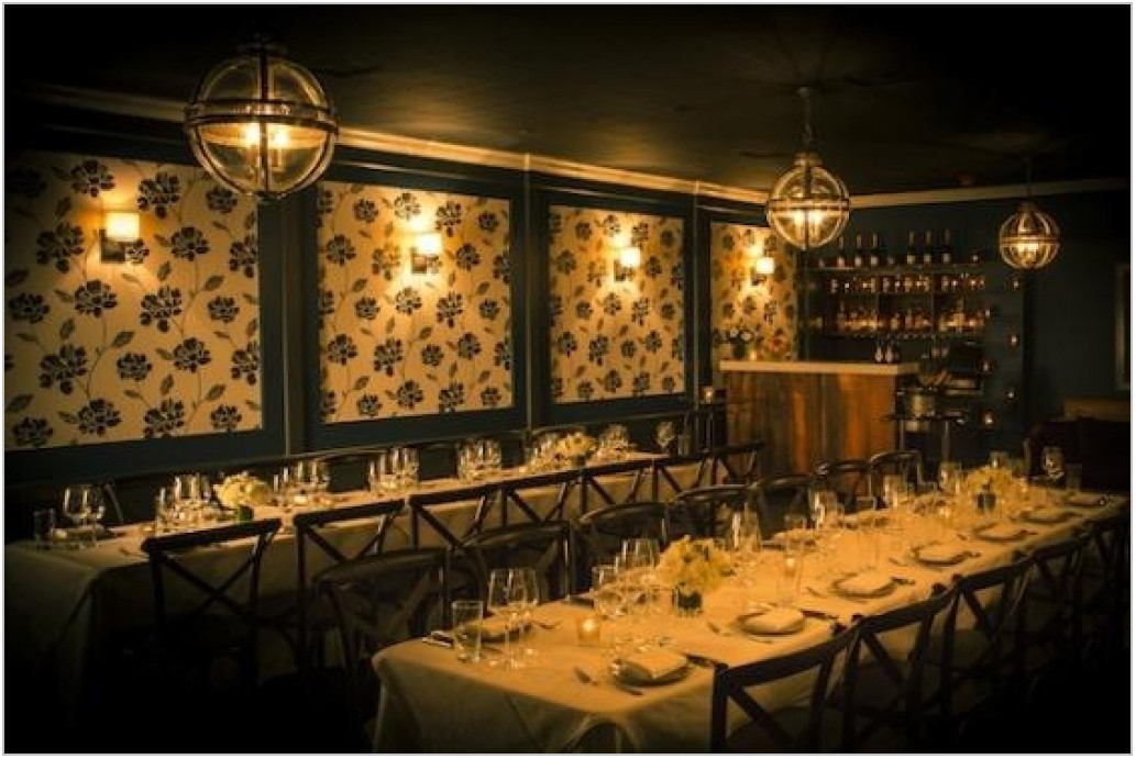 San Francisco Restaurants With Private Dining Rooms